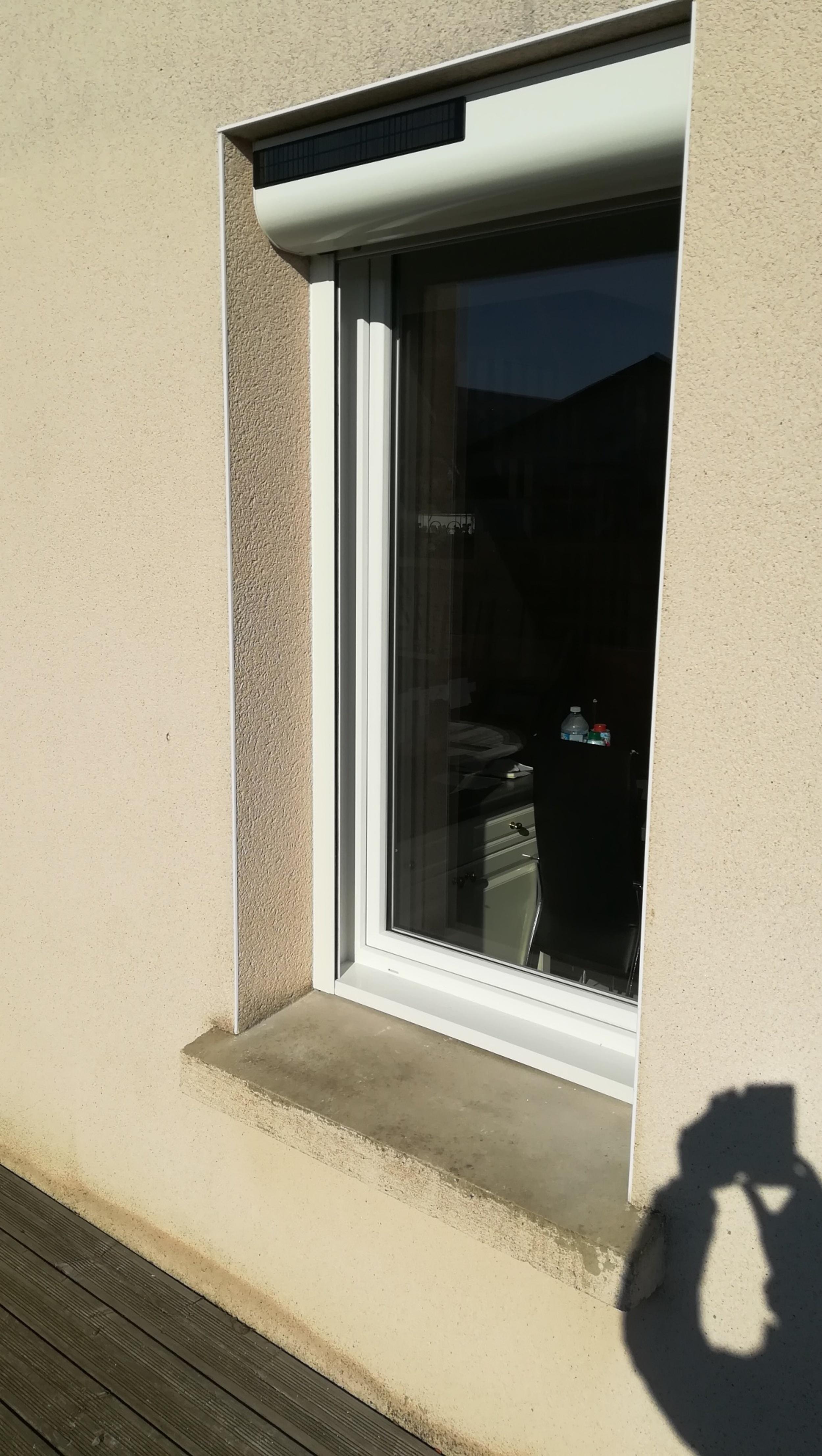 Fenêtre PVC blanc, gamme Kiétude - Calibaie