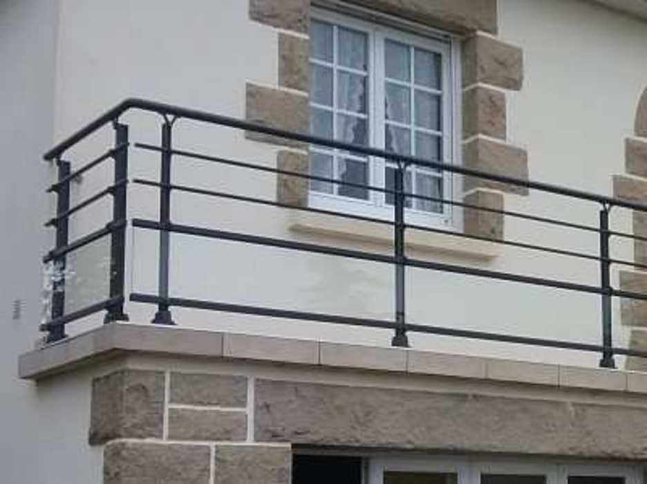 Garde-corps pour balcon - Plaintel 207-2